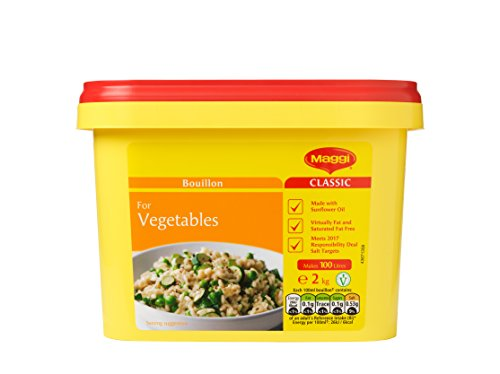 Maggi classique Bouillon de légumes - 1 x 2 kg