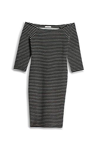 edc by Esprit 047cc1e005, Robe Femme Noir (Black)