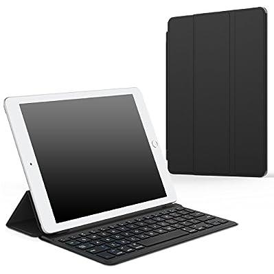 Specifiche Prodotto Interfacccia Hardware: Bluetooth V3.0  Dimensione: 9.52 x 7.17 x 0.7 pollici Peso Articolo: 430g  Raggio di Convettività: Fino a 10 Metri Sistema di Modulazione: GFSK  Durata di Standby: 90 giorni  Durata di Ricarica: 2 or...