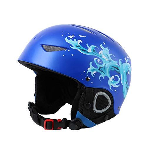 CatcherMy fahrradhelm Kinder Ski Helm Outdoor Skating Reiten Kopfschutz Sportausrüstung,...