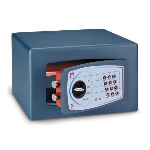 cassaforte technomax batteria