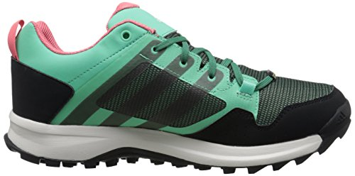 adidasKanadia 7 Trail GTX - Scarpe Running Donna Green Glow/Blangreen/Super Blush