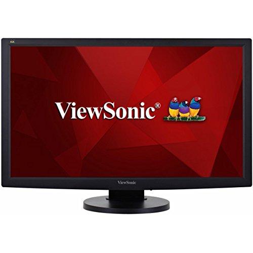 Viewsonic VG2233MH 54,6 cm (22 Zoll) Business Monitor (Full-HD, HDMI, Lautsprecher, Höhenverstellbar) Schwarz - Viewsonic Hd-monitor