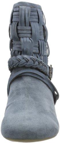 Marc Shoes Salma 1.462.09-29 Damen Schlupfstiefel Blau (jeans 720)