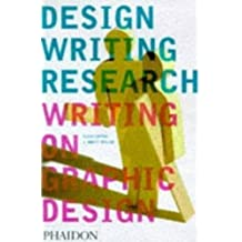 Design Writing Research by Ellen Lupton (1999-06-10)