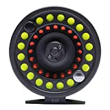HAWKRIDGE COLORADO Quality # 7/8 Fly Reel With Weight Forward 7 Line On