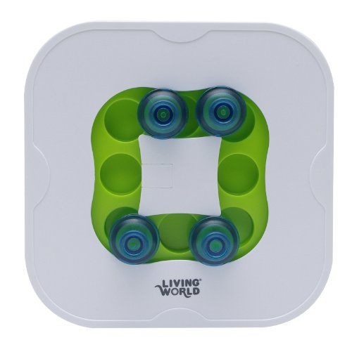 Living World 3-in-1 Teach-n-Treat Interactive Toy 5
