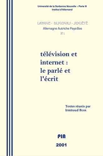 Télévision Internet parlé