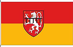 Bannerflagge Stolberg (Rhld) - 150 x 500cm - Flagge und Banner