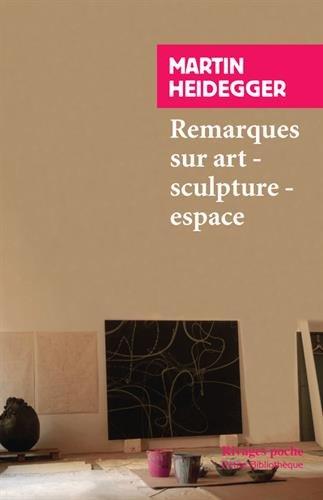 Remarques sur art - sculpture - espace