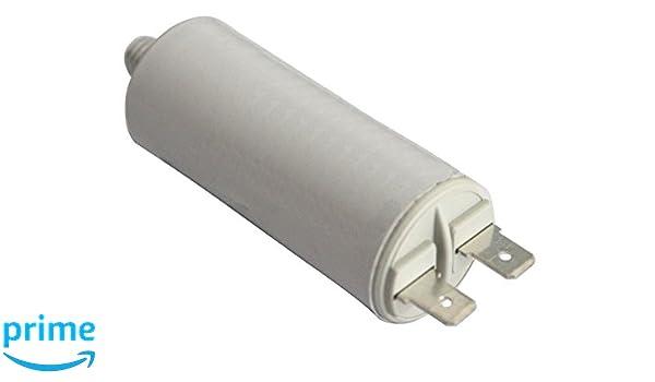Kondensator st/ändigen Arbeitsprogramm f/ür Motor 8/µF 450V Aerzetix