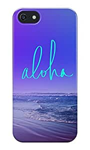 The Fappy Store Aloha plastic Back Cover for iphone 5 & 5s