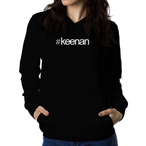 Felpe con cappuccio da donna Hashtag Keenan