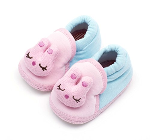 Infano Teddy Style Baby Shoes (3-9 months,1 Pair)