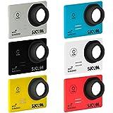 SJCam SJ-6COL-5000W - Kit original SJCAM de 6 carcasas frontales intercambiables compatibles con el modelo SJCAM SJ5000 WiFi, multicolor