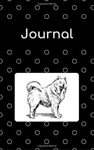 Journal: Alaskan Malamute; 100 sheets/200 pages; 5″ x 8″