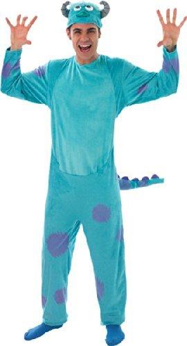 lly Adult Kostüm,  Größe: XL (Sully Kostüme Für Erwachsene)