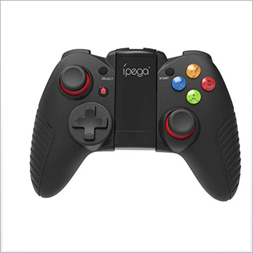 JYL Mobiler Gamecontroller, Gaming Controller Wireless 4.0 Gamepad Kompatibel mit iOS Android Computer Smart TV Cf Mobiles Spiel (Ps3-sonic-controller)