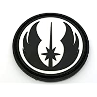 Star Wars Order Of The Jedi Brillan en la Oscuridad PVC Airsoft Velcro Patch