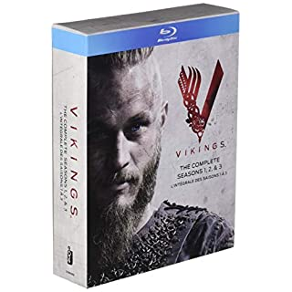 Vikings: Complete Seasons 1 - 3 Collection (Blu Ray)