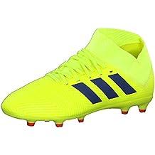 Amazon.es  botas de futbol - Amarillo 5e0772cf454c5