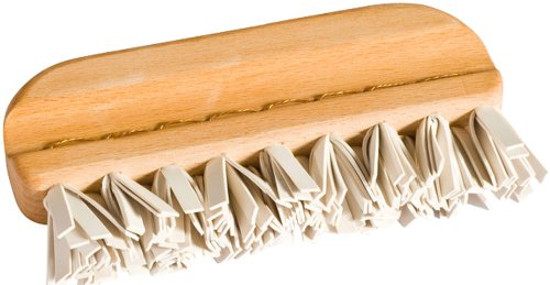 Redecker Oiled Beechwood Lint Brush Kitchen Cookware and Serveware