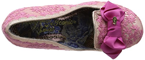 Irregular Choice Damen Kanjanka Pumps Pink (Pink)