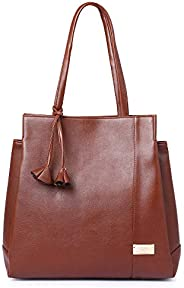 Speed X Fashion Women's Handbag (NSB-010-Tan_