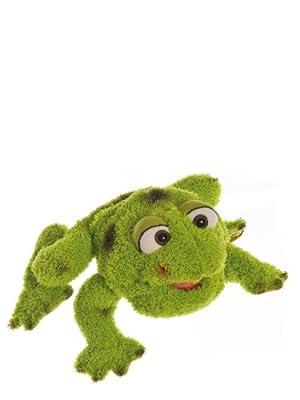 Títeres de vida: Little Rolf La Rana de Puppet Company