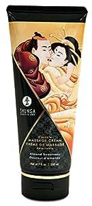 SHUNGA Crème de Massage Douceur d'Amande 200 ml