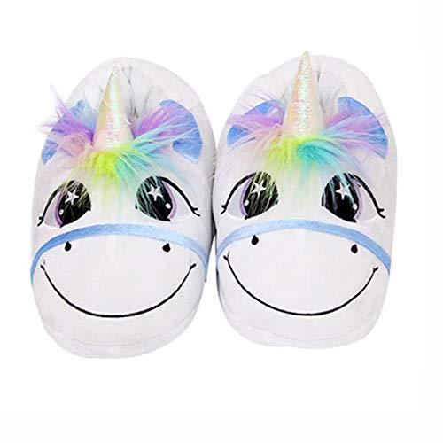 House Plush Slippers for Women