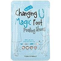 Tony Moly Cambio del pie mágico - Peeling Zapatos - Máscaras especiales para los pies
