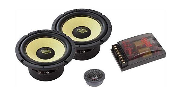 Audio System Helon 165 Evo 16 Cm Double Component Speaker System 2 Ohm Auto