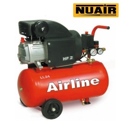 Compressore ad olio NUAIR by Abac - Airline