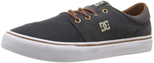 DC Trasé Sd chaussures pour hommes Charcoal Grey