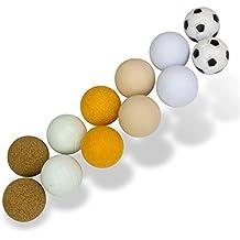 DEMA Kicker Spielballset 12 tlg