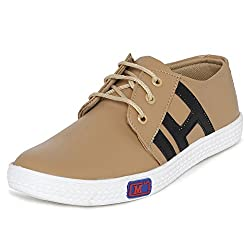 1 WALK MAPPLE COLLECTION ORIGINAL COMFORTABLE STYLISH WOMEN SHOES /SNEAKERS/COLLEGE WEAR/2018 LATEST COLLECTION/PARTY WEAR/CASUAL WEAR/WEEDING WEAR-Beige-M51B-37