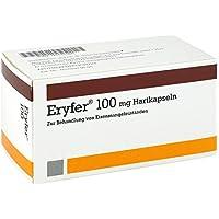 Eryfer 100 mg Kapseln, 100 St. preisvergleich bei billige-tabletten.eu