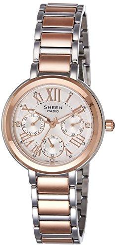 41CqIQ6kM%2BL - Casio Sheen Women SHE 3034SPG 7AUDR watch