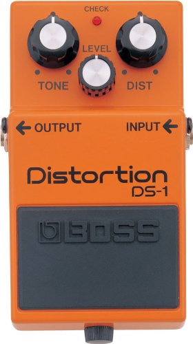 Boss DS-1 Distortion Effects Pedal