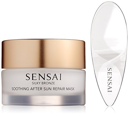 Sensai Silky Bronze femme/woman, Soothing After Sun Repair Maske, 1er Pack (1 x 60 ml) -