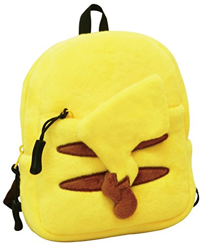 Maruyoshi-Pokemon-Pikachu-de-Peluche-Mochila-tipo-de-bolsa-RM-4922