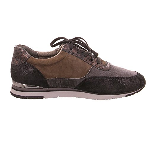 Gabor Shoes 54 323, Baskets Femme Multicolore (Schw/Pepper/D Grey 69)