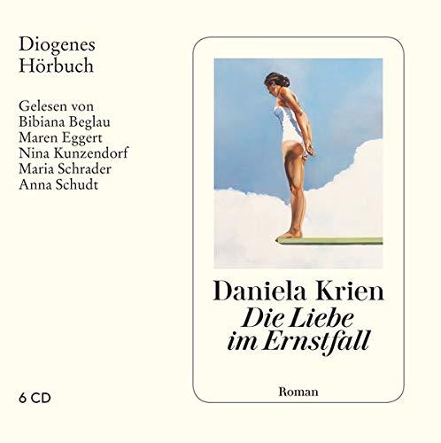Die Liebe im Ernstfall (Diogenes Hörbuch)