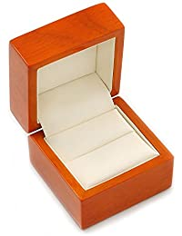 Luxury Wooden Antique Pine Ring Box