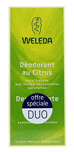 Weleda–Desodorante al limón