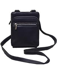 Shankar Produce -Fashionable Unisex Sling Bag - Stylish Crossbody Bag - Designer Party Bag - Black