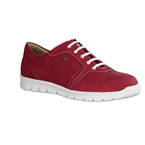 FINNCOMFORT Biscaya, Scarpe stringate donna Rosso rosso (indianred)