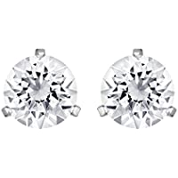 c10f2034a3f9 ... Duty Free Crystal Storefront. Swarovski Solitaire Pierced Earrings