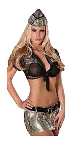 T von Provocative L/XL (Soldier Kid Kostüme)